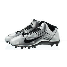 new arrival 01719 e0d94 Nike 616297 Mens Speedlax 4 Dual Pull Lacrosse Football Mid Top Cleats Shoes