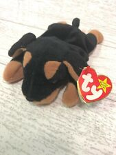 Doby Dog PVC 4th & 5th Generation 1996 Retired Ty Beanie Baby Collectible