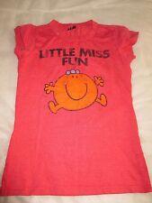 Camisa de Mujer TOPSHOP SR. hombres T. Little Miss Divertido Talla 8