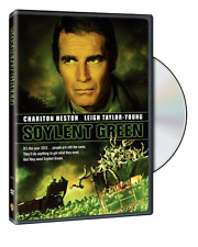 Soylent Green, DVD, 2003, New, Free Shipping.