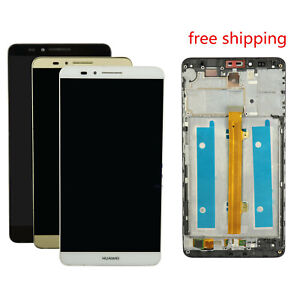 NEW  LCD Screen Display + Digitizer Touch+Frame for HUAWEI mate 7 US