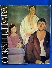 Corneliu Baba por Tudor Vianu Siglo Xx Rumania Rumanía Impresionista Libro De Arte