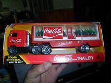 1980 COCA COLA BUDDY L MACK DELIVERY TRUCK - MODEL #591 New in Box