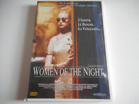 DVD - WOMEN OF THE NIGHT  l'amour,le danger,la vengeance...ZONE 2