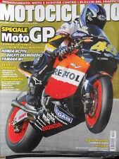 MOTOCICLISMO n°12 2003  Test Honda RC 211V Ducati Desmosedici Yamaha M1   [P68]