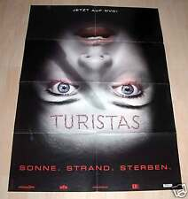Filmposter A1 ( Paradise Lost ) Turistas Neu Filmplakat