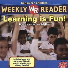 Various Artists : Weekly Reader: Learning Is Fun CD