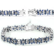 Sapphire Statement Fine Gemstone Bracelets