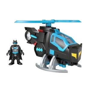Imaginext DC Super Friends Batcopter and Batman