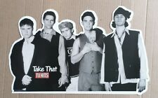 TAKE THAT Original Vintage Unused TV Hits Magazine Sticker
