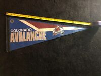 Colorado Avalanche NHL Pennant