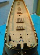 Airfix HMS Bounty 1:87 - laser cut wooden deck for model