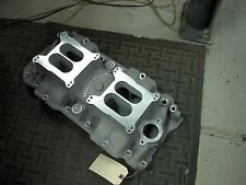 NOS Offy Offenhauser Chevy Chevrolet 396 427 454 High Rise Rect dual quad intake