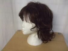 Full Lace Synthetic Medium Length Straight Wigs & Hairpieces