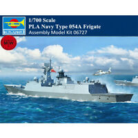 Trumpeter 06727 1/700 PLA Navy Type 054A Frigate Plastic Assembly Model Kits