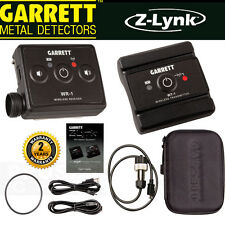 GARRETT METAL AT DETECTORS Z-LYNK 2 PIN JACK z link Wireless Headphone System