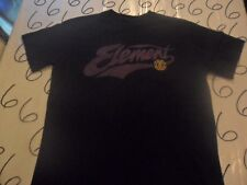 Small- Element / Stained T- Shirt