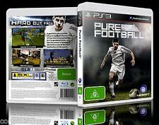 (PS3) Pure Football (G) (Sports: Soccer) Guaranteed, 100% Tested, Australian