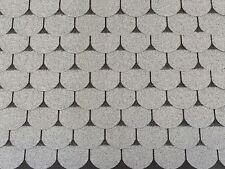 Dachschindeln 30m? Biberschindeln Grau (10 Pakete) Schindeln Dachpappe