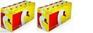 SWAN SLIM SLIMLINE FILTER TIPS 20 BOXES 2 PACKS OF 10 x 165 = 3300 Tips