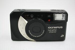 Olympus Newpic Zoom 60 Analog APS Film Compact Camera Autofocus Point & Shoot