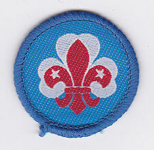 UNITED KINGDOM / BRITISH SCOUTS - SCOUT & GUIDES FELLOWSHIP MEMBERSHIP BADGE
