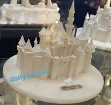 Disney A Giannelli Arribas Sleeping Beauty Castle Alabaster Figurine Figure New