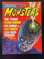 MOVIE MONSTERS Magazine No 4 - AUGUST 1975 - GEORGE TORJUSSEN