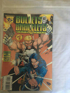 Bullets and Bracelets    #1 Vf Amalgam Comic