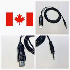 USB Programming Cable for VERTEX Portables VX-454 EVX-534  ** CANADA**FTDI