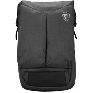"""MSI Air Gaming Backpack Grey - Fits up to 17.3"""" Laptops"""