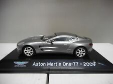 LOT SC4//SC14//DC14 1//43 SALVAT Supercars ASTON MARTIN one-77 DB4 DB11