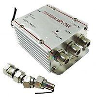 ds Amplificatore Segnale Tv Sdoppiatore Antenna 3 Uscite Digitale Terrestre hsb