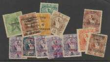 A6277: 19th C Guatemala Stamp Lot; CV $100