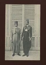 Egypt CAIRO Kawas arabe c1900/10s/ PPC