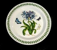 Beautiful Portmeirion Botanic Garden African Lily Dinner Plate, As New