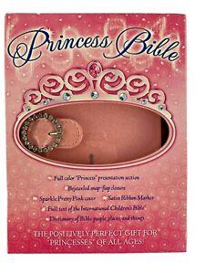 Principessa Bibbia Ragazze Rosa Edizione Età 7 - 12