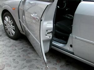 Türschutz Auto Kantenschutz Türkantenschoner Türkantenschutz Streifen schwarz