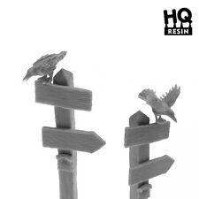 Ravens Basing Kit - HQ Resin