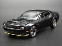2019 19 DODGE CHALLENGER RT SCAT PACK RARE 1/64 SCALE DIORAMA DIECAST MODEL CAR