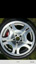 "Bmw 6 Series 19"" alloy wheels"