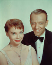 Leslie Caron Fred Astaire VINTAGE 8x10 Transparency Daddy Long Legs