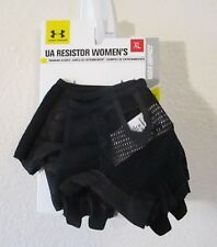 Under Armour Womens UA Resistor Training Gloves XL Black MSRP$30