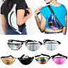 Bum Bag Fanny Shiny Pack Festival Money Wallet Travel Holiday Waist Belt Pouch