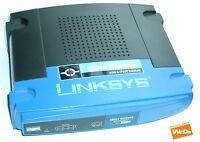 Cisco Linksys AG241 v2 ADSL2 Modem Router With 4 Port Switch