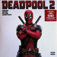 O.S.T. Deadpool 2 - Vinyl LP & Download *NEW & SEALED*