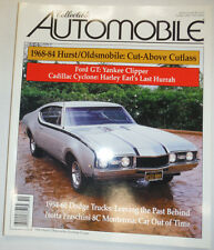 Collectible Automobile Magazine 1968-84 Hurst/Oldsmobile October 2000 030615R