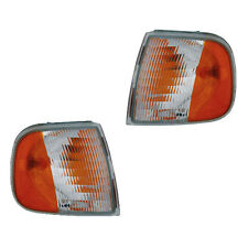 Fits 97-03 Ford Expedition F-150 F-250 Turn Signal Parking Light Assembly 1 Pair