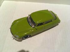 Matchbox Citroen DS 1968 Green. Mint condition!