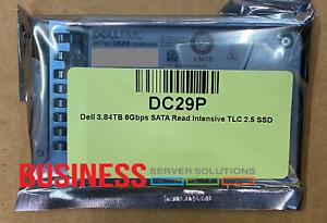 Dell 3.84TB 6Gbps SATA Read Intensive TLC 2.5 SSD DC29P